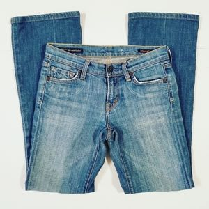 COH Low Waist Bootcut Kelly Stretch Jeans Size 25